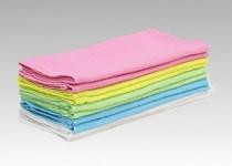 低コストの清拭用タオル
