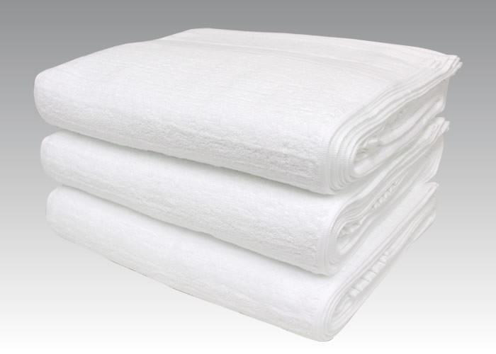 業務用白タオル